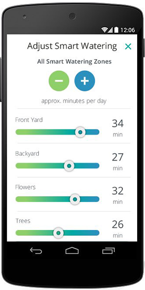 My Blossom App for Android