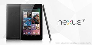 Google Nexus 7 Banner